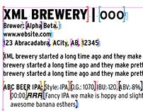 Beer XML