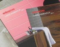 Press Kit - Lançamentos Revestir 2011