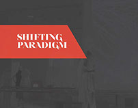Shifting Paradigm  - Transparency Digital Device UX UI