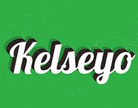 Kelseyo Retro Font