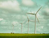 Le vent (Bretagne, France)