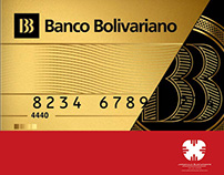 banco bolivariano. card II