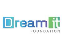 Dream it Foundation website