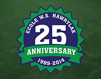 École W.S. Hawrylak School 25th Anniversary Design