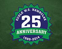 École W.S. Hawrylak School 25th Anniversary Design