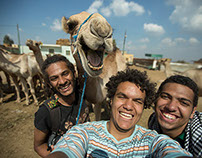 Camelfie 2014