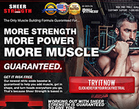 Sheer Strength Labs - Sales Page