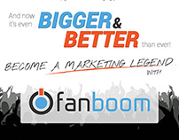 FanBoom - Sales Page
