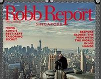 Robb Report Singapore, August 2014