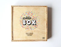 Scribble Box - Package Design