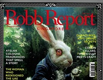 Robb Report Singapore, July 2014