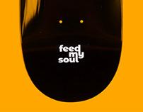feed my soul - Branding