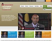 FSHI: Family & Senior Homeless Initiative Website