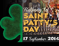 Kildare's Halfway to St. Patty's Day : Promo Marketing