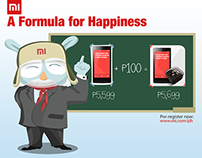 A Formula for Happines (Redmi 1S Promo)
