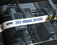 NYC Buildings Dept. - 2012 Annual Report
