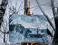 Artwork Meets Photography