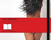 Moleskine: Digital Woes | Ad Campaign