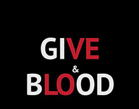 Give blood and love