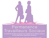 Permanences Assistantes Sociales