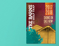 2017 Fall Barns Brochure
