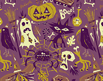 Halloween Patterns 2014