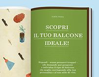 Book - Il tuo Balcone