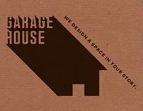 Garage House Brand identity