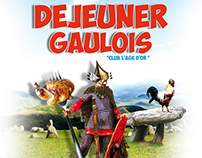 Déjeuner Gaulois