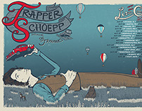Trapper Schoepp Tour Poster