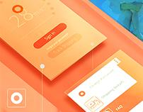 ROTIMATIC App. UI/UX