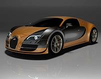 Bugatti Veyron Cheetah