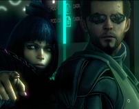 Deus Ex: Human Revolution // Global Conspiracy