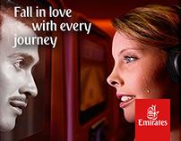 Emirates banner ads