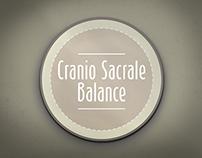 Cranio Sacrale Balance - A branding/identity project