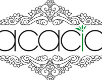 Acacia Nightclub/Lounge Logo