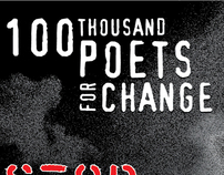 100 Thousand Poets for Change_www.100TPC.org_posters