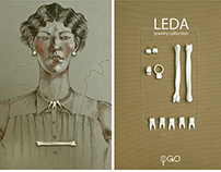LEDA jewelry collection