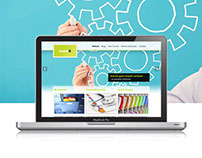 Knowit Services Webdesign
