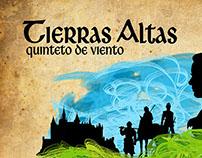 Tierras Altas by Gabriel Atienza Valero (Album Cover)