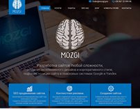 Mozgi web design studio
