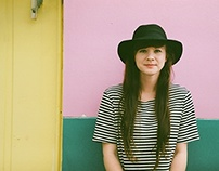 Color Film Photography   People