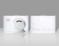 mini Robot Vacuum Packaging