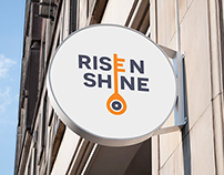 RISE N SHINE {brand design}