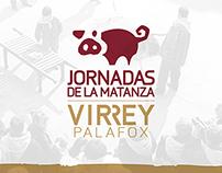 JORNADAS DE LA MATANZA Virrey Palafox | Advertising