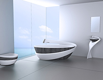 Cristalplant - Salacia Bathroom Suite