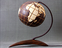 Table Lamp XIV Globe II