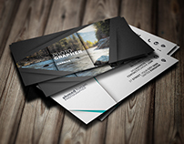 Creative Business Card Template ( Freebie )