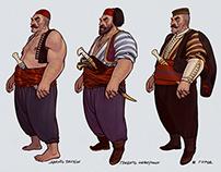 Hakim the Pirate
