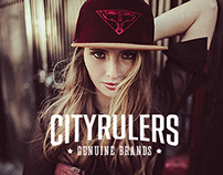 CityRulers - genuine brands
